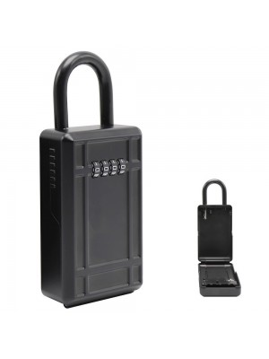 Bosvision Key Lock Box, Detachable shackle design
