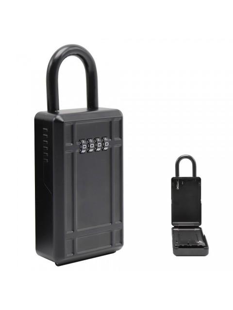 Bosvision Key Lock Box, Detachable shackle design