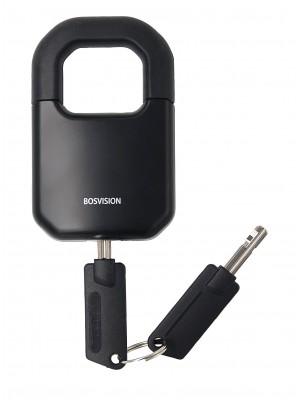 Bosvision Heavy Duty Keyed Padlock (Finnish Cylinder)