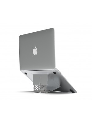 "Majextand MacBook Stand/Laptop Computer Stand, Thinnest Adjustable Foldable Ergonomic Stand for 11""-18"" MacBook and Laptop Computer"
